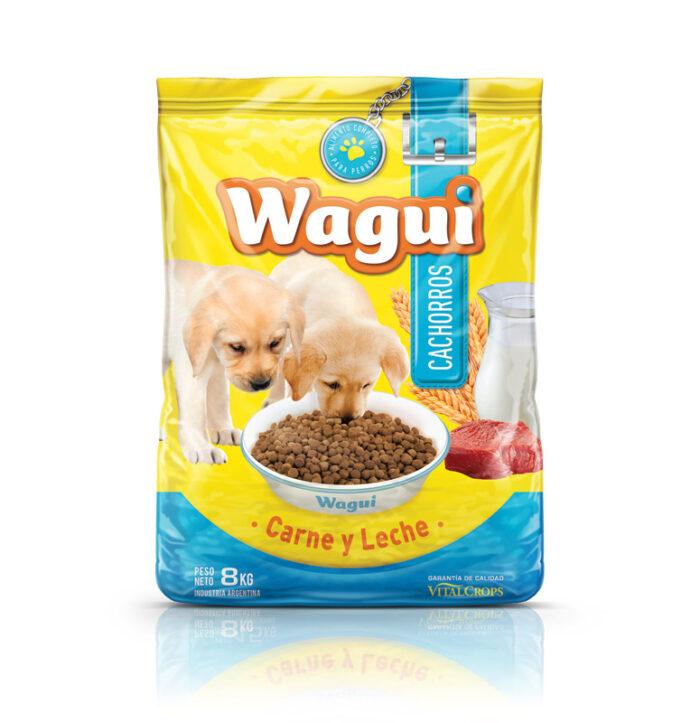 Wagui Cachorros 8 kg