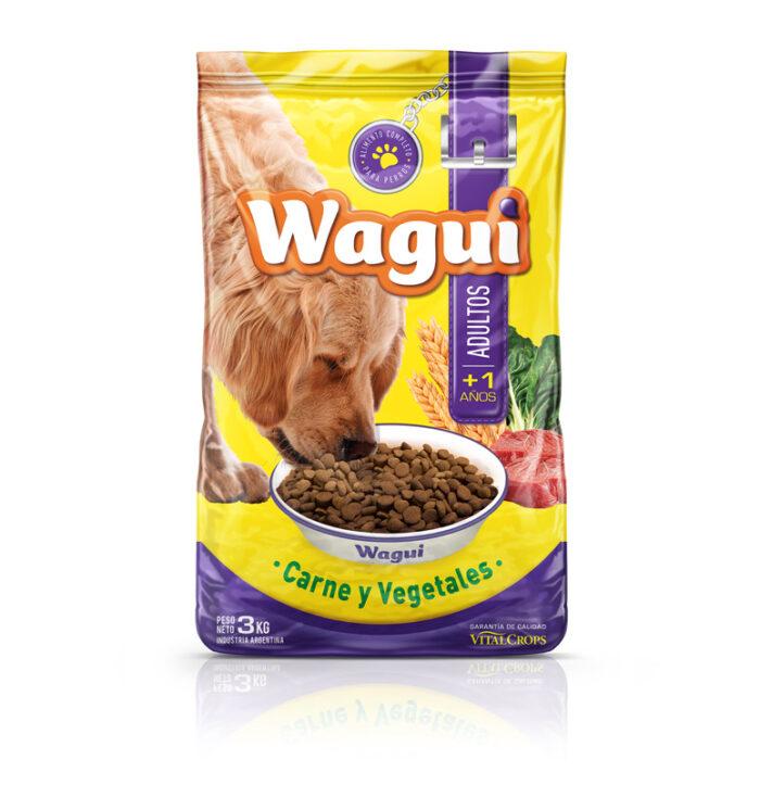 Wagui Adultos 3 kg