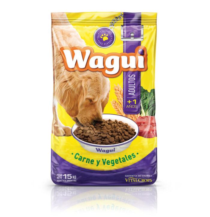 Wagui Adultos 15 kg