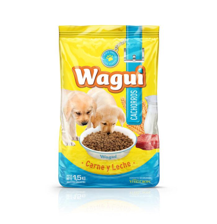 Wagui Cachorros 1,5 kg