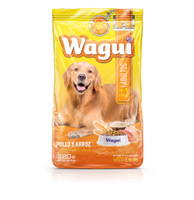 Wagui Adultos 20 kg